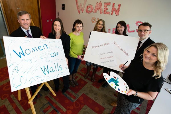 Women On Walls